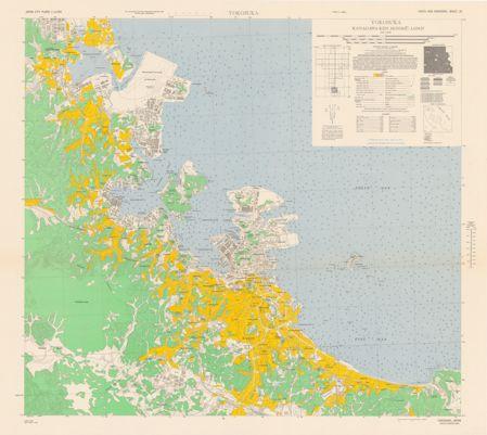 Yokosuka Kanagawa Ken Honshu Japan Nyu Spatial Data Repository