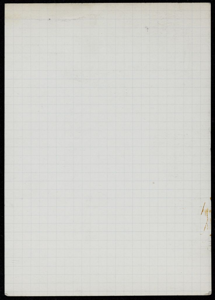 Marie-Thérèse Vieillot Blank card (large view)
