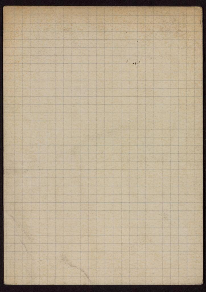 Simone Téry Blank card (large view)