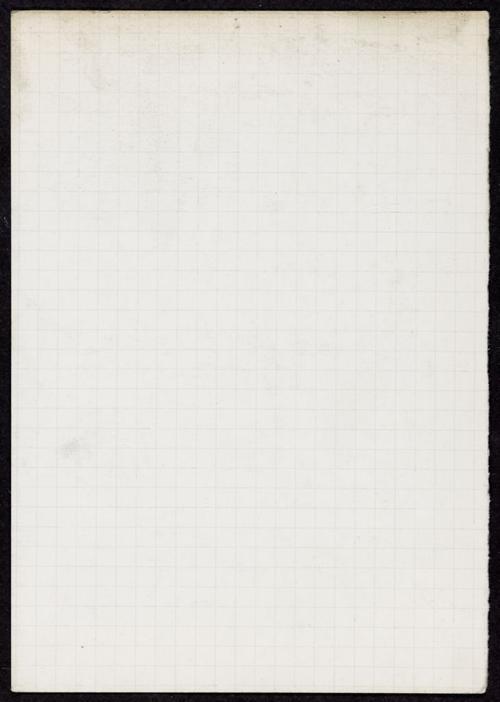 Marjorie Williams Blank card (large view)