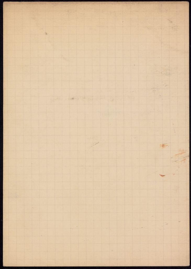 Léon Lemonnier Blank card (large view)