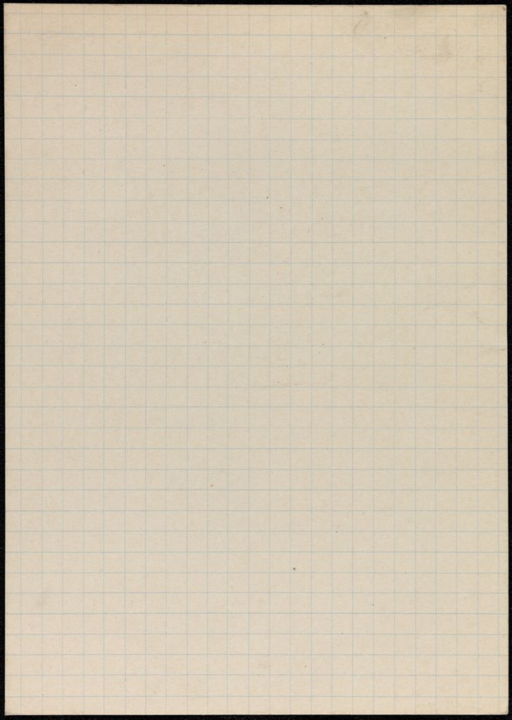 Arlen Campbell Blank card (large view)