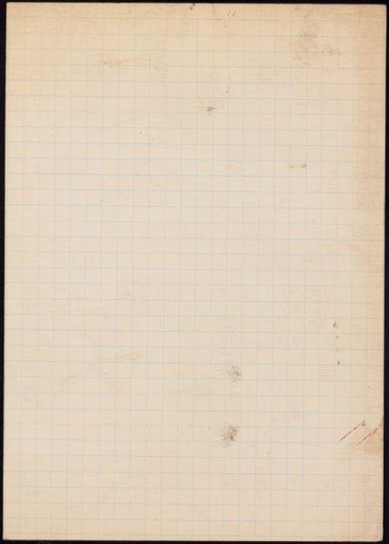Marie-Laure Jeanneney Blank card