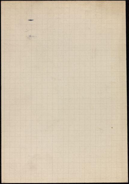 Jean Catel Blank card