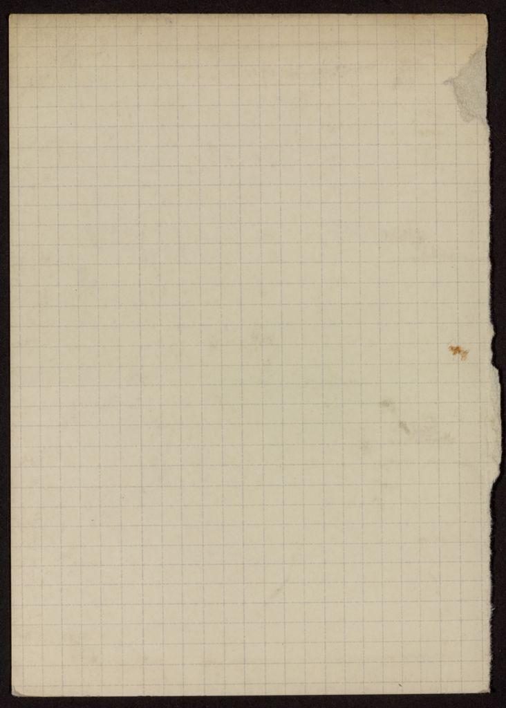 Arthur W. Richardson Blank card (large view)