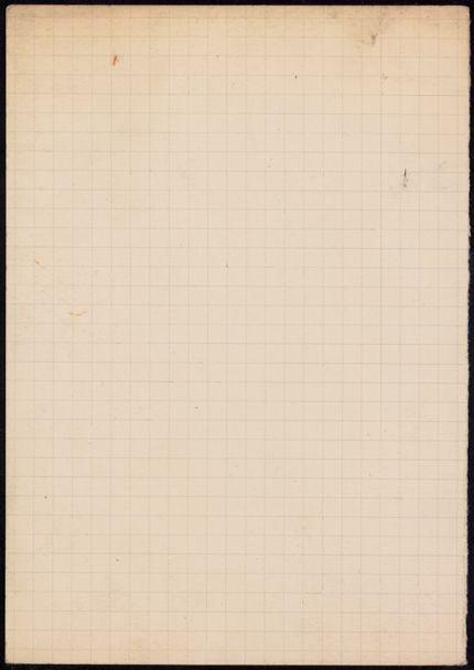Howard Jordan Blank card