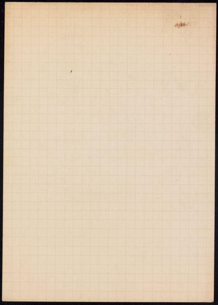 André Gide Blank card