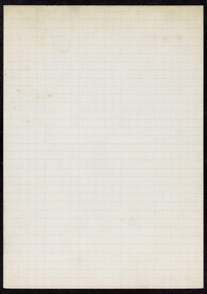 Clara de Morinni Blank card (large view)