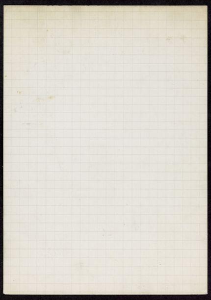 Clara de Morinni Blank card