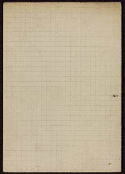 Mme A. M. Reynolds Blank card