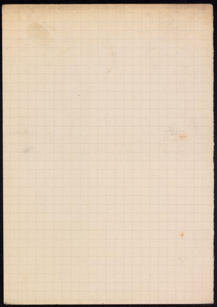 Emilienne Gosse Blank card