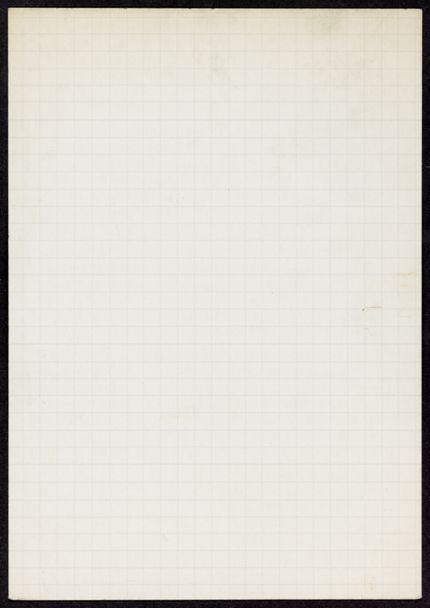Christianne Mingalon Blank card