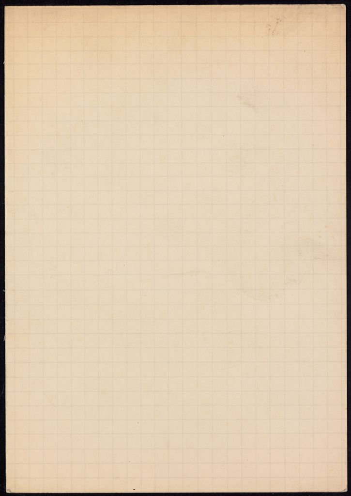 Bernard Lestocquoy Blank card (large view)