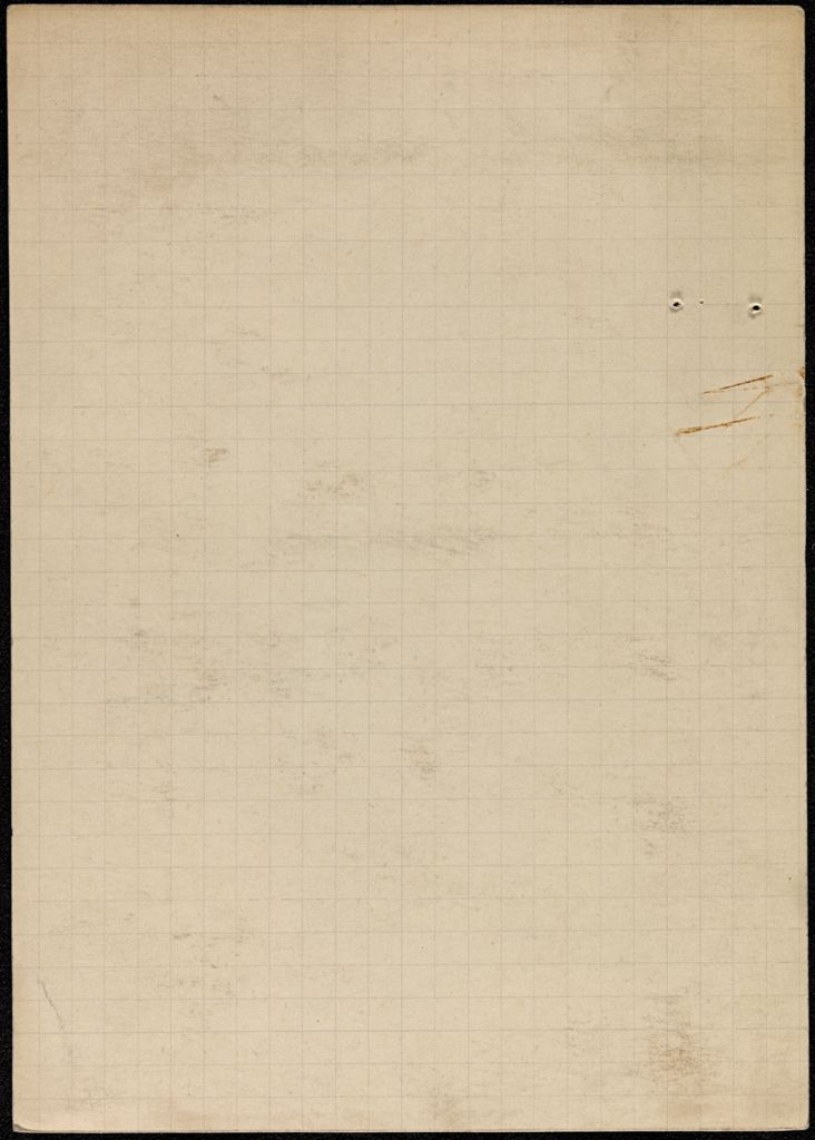 Simone Brinquant Blank card (large view)