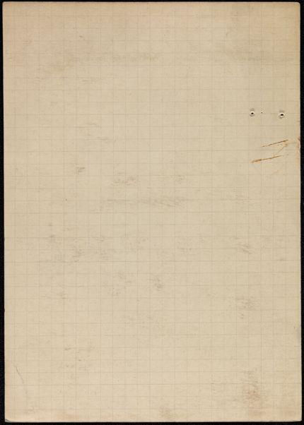 Simone Brinquant Blank card
