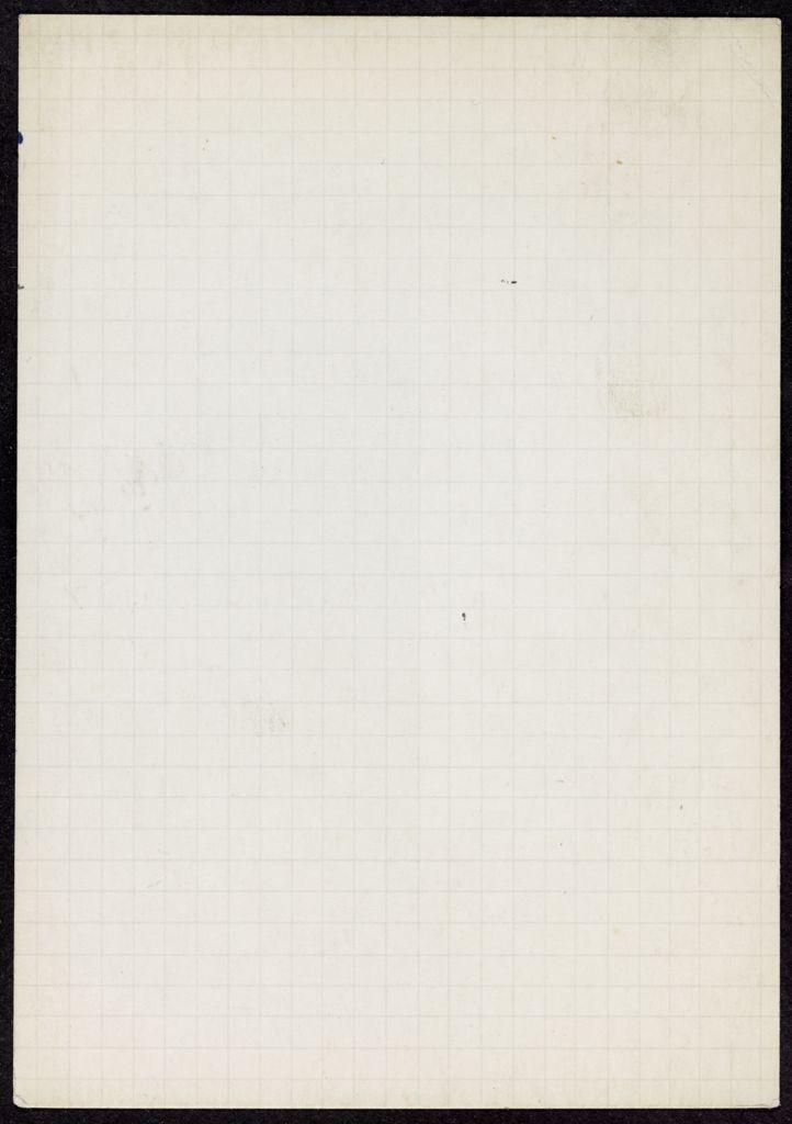 Henri Michaux Blank card (large view)