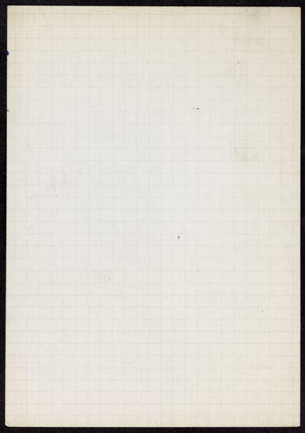 Henri Michaux Blank card