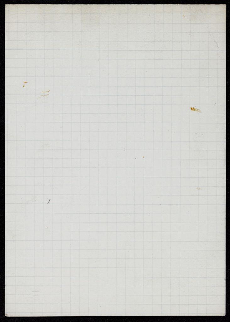 L. E. van Leer Blank card (large view)