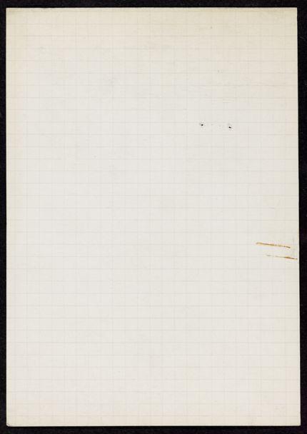 Anne Yeats Blank card
