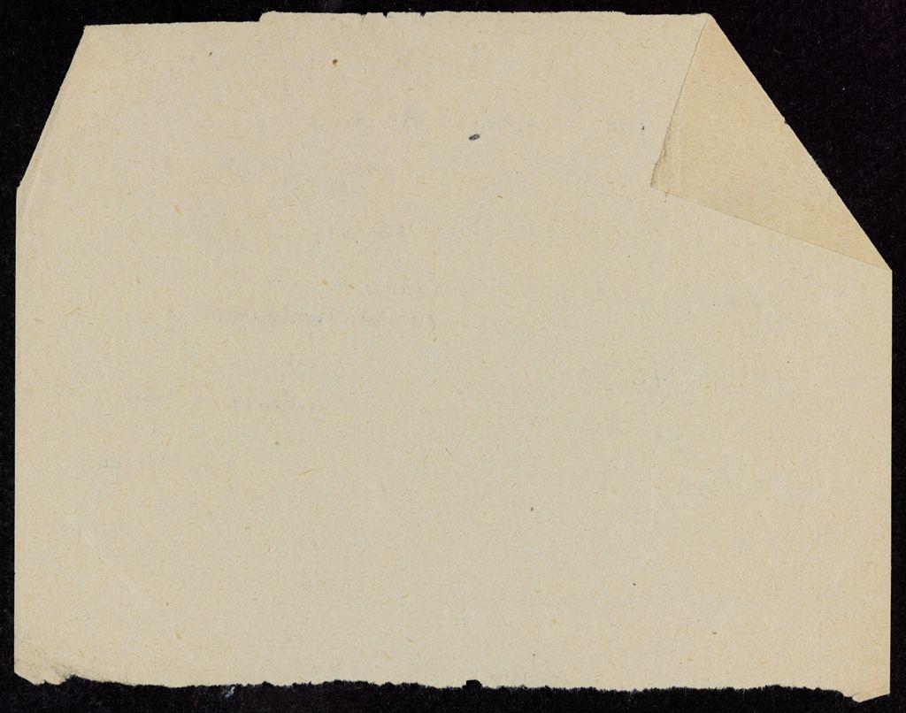 Jean Duren Blank card (large view)