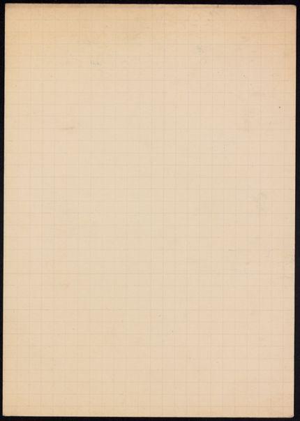 H. Gibault Blank card