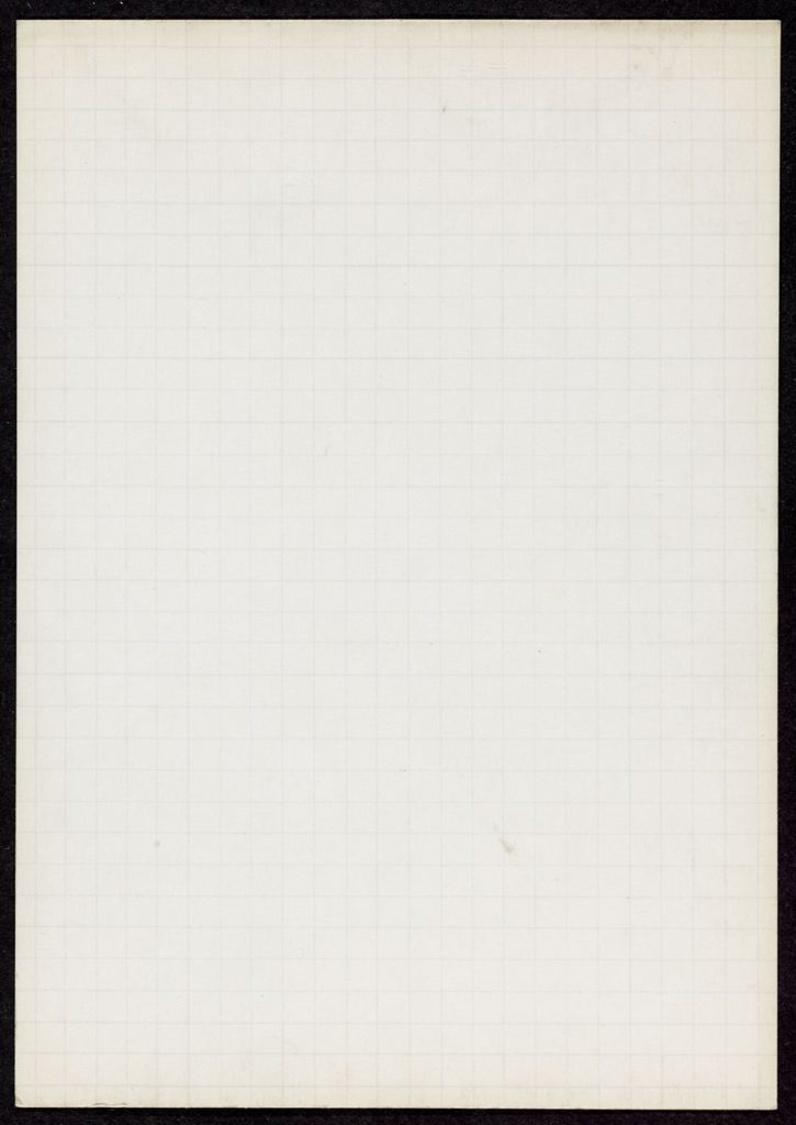 Mr. Sargent Blank card (large view)