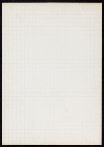 Mr. Sargent Blank card