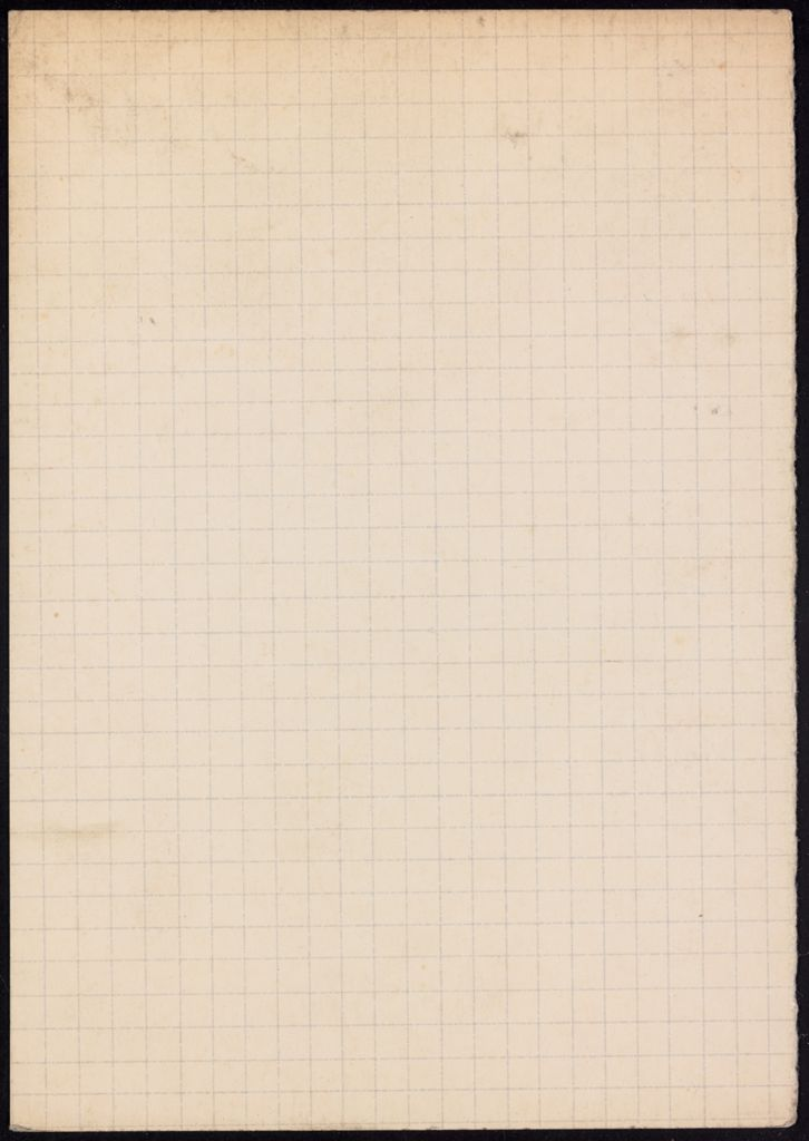 Carola Giedion-Welcker Blank card (large view)