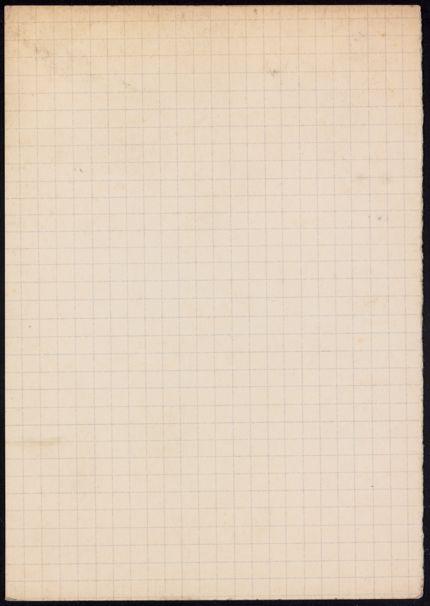 Carola Giedion-Welcker Blank card