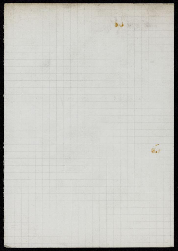 Mrs. Visser Blank card (large view)