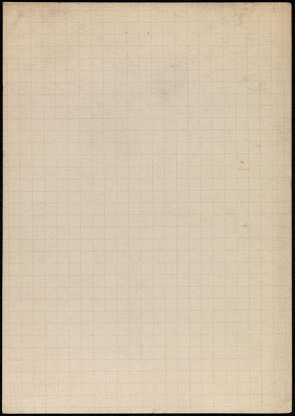 Élisabeth de Gramont Blank card