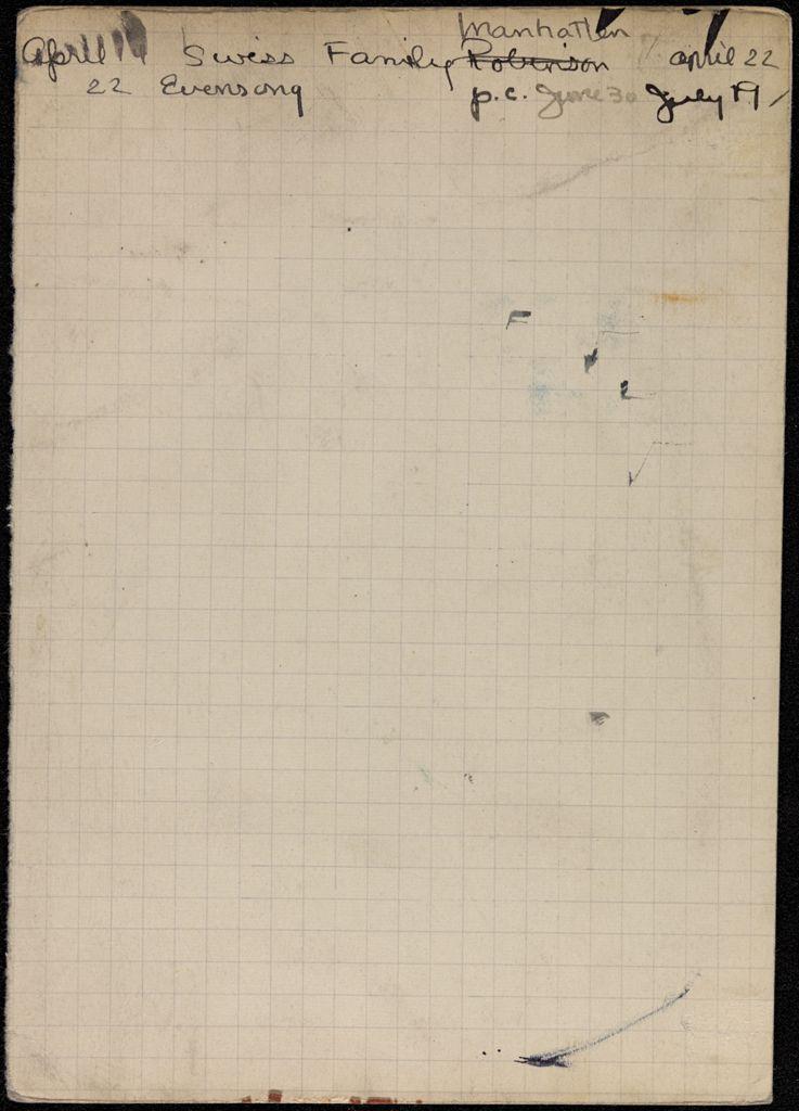 Helene Brémond 1936 card (large view)