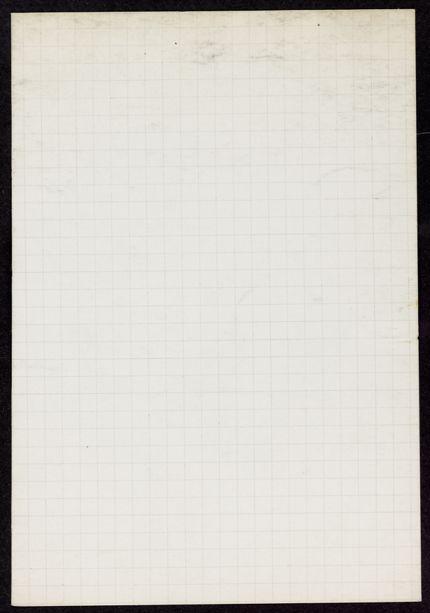 Mary Cable Dennis Blank card