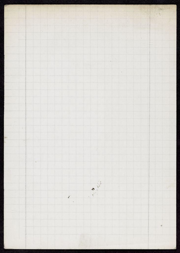 Raymond Scudder Blank card (large view)