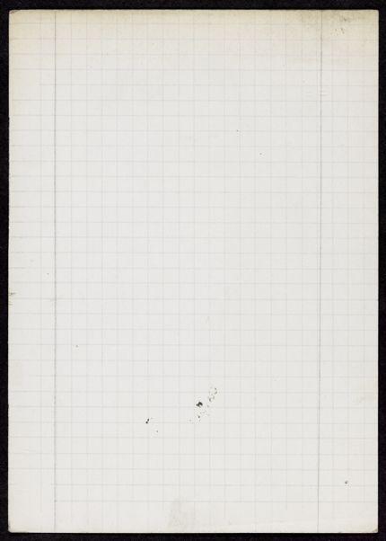 Raymond Scudder Blank card