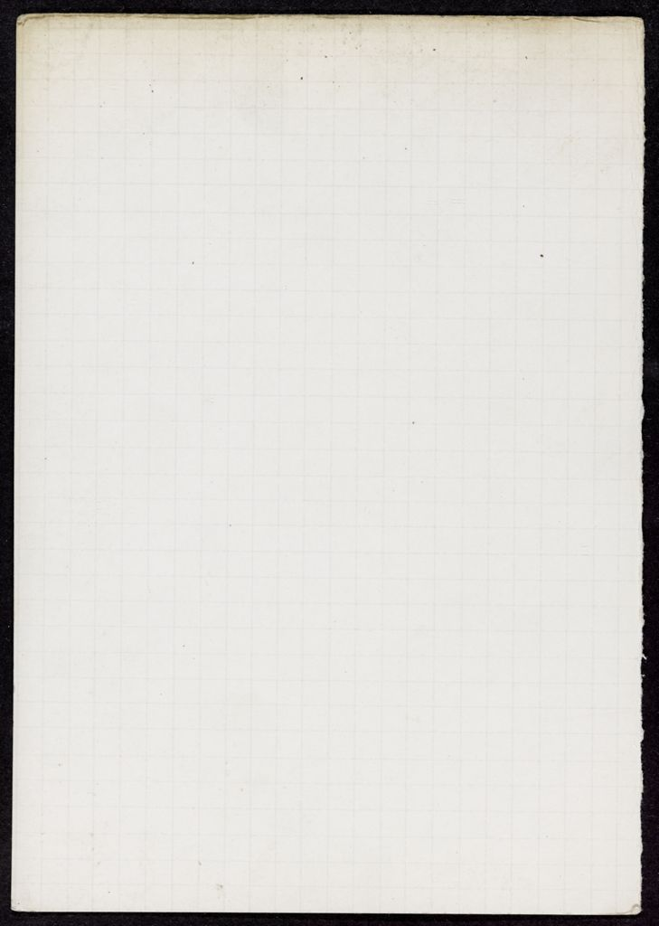 Philippe Soupault Blank card (large view)