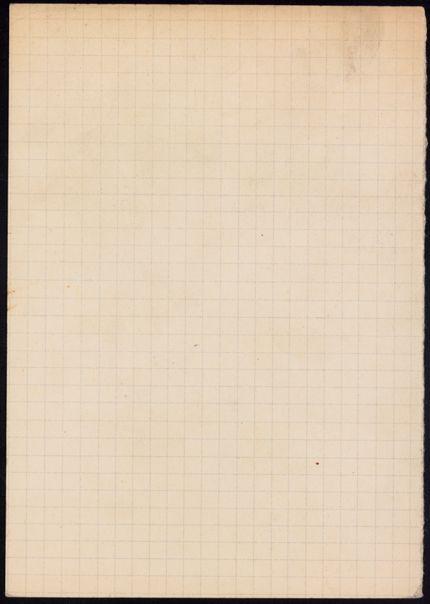 Comte de Puy Fontaine Blank card