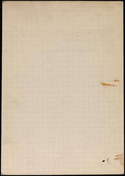 John d'Arcy Clark Blank card