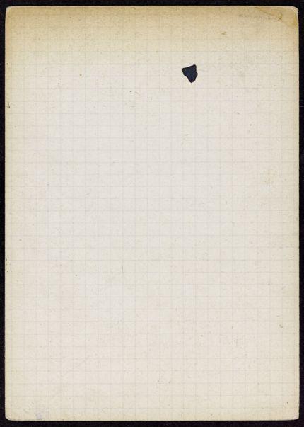 André Maurois Blank card