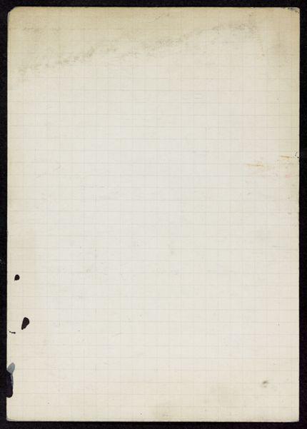 Synops Blank card