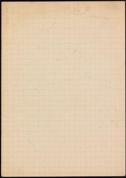 Guy de Pourtales Blank card