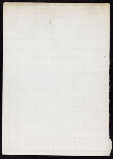 Leo Stein Blank card