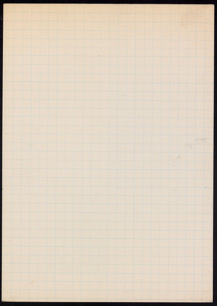 Mme Golotine Blank card (large view)