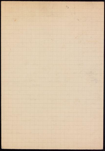 Paul le Moal Blank card