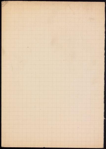 Andrée Pelorson Blank card