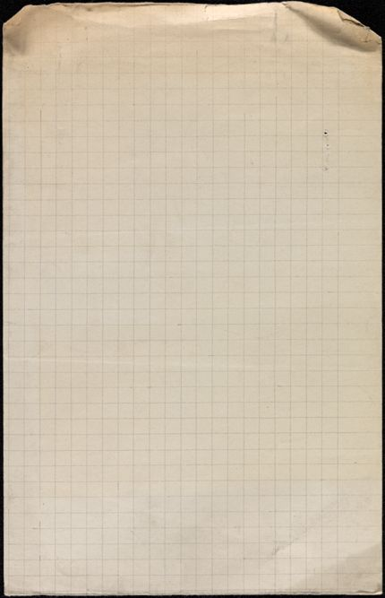 Marguerite Cazamian Blank card