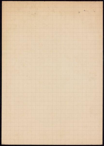 Betty Leyris Blank card