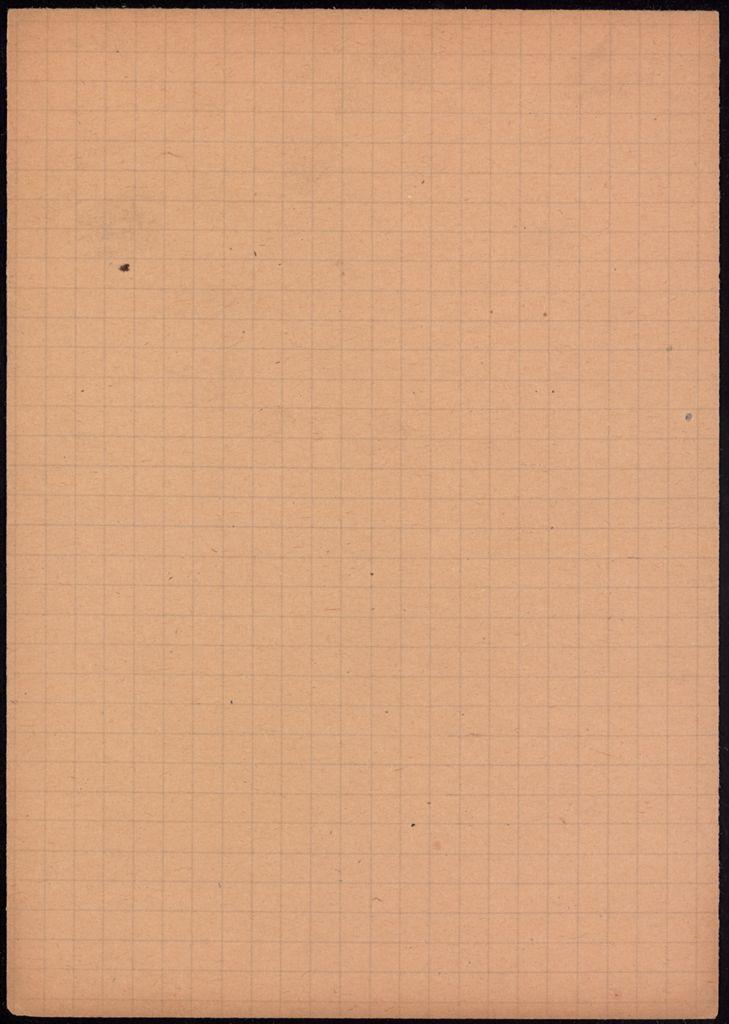 Mme de Longueau Saint-Michel Blank card (large view)