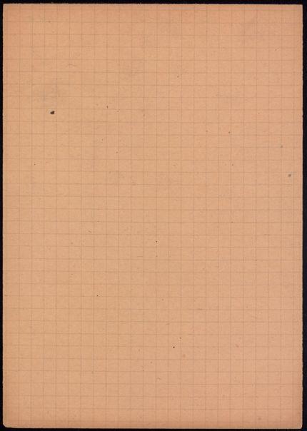 Mme de Longueau Saint-Michel Blank card