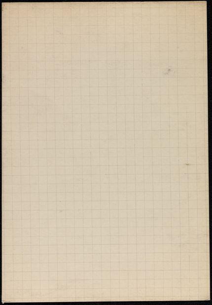 Mary Scott Burnet Blank card